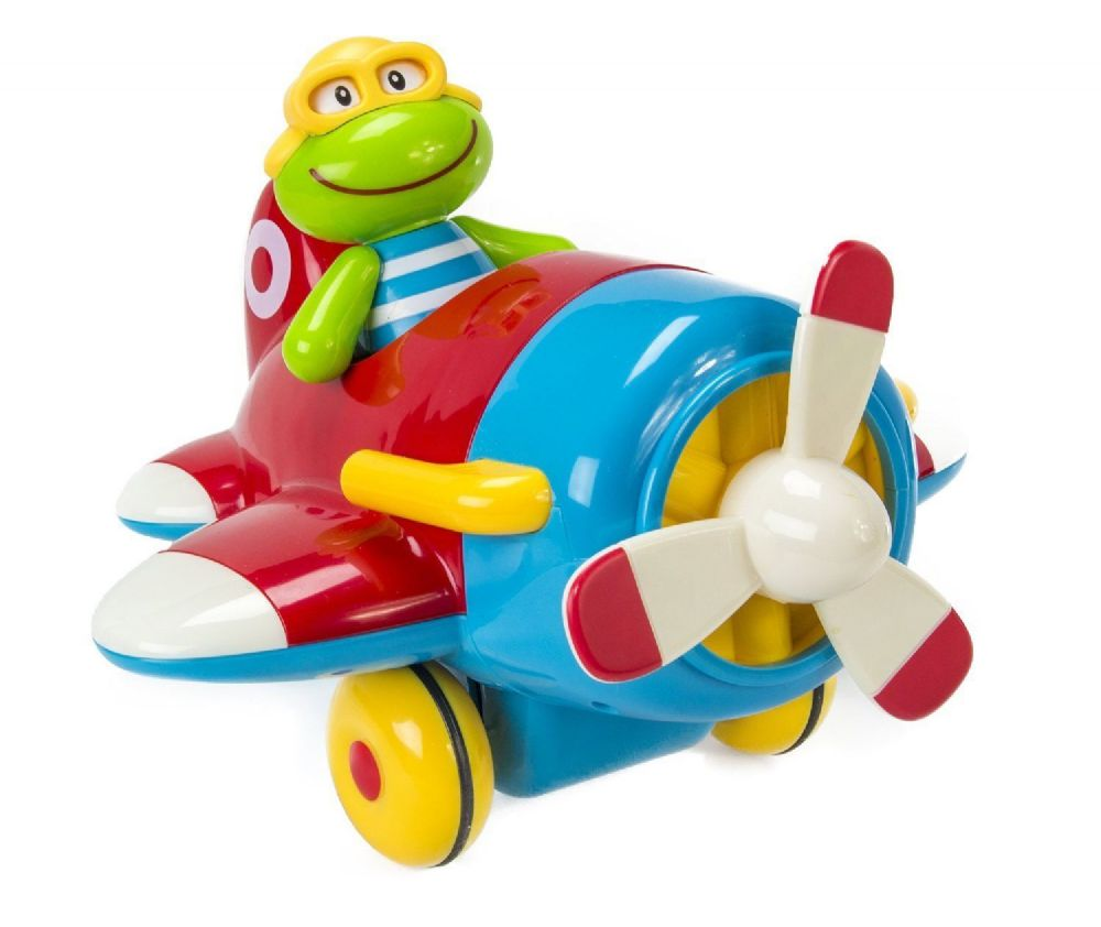 Elc Frankie Frog Amp His Flying Machine Early Learning Centre